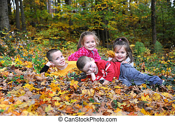Autumn with the Family
