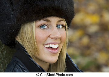 Autumnal Smile