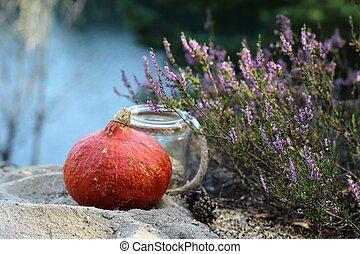 autunno, decorazione