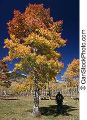 autunno, escursione