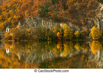 autunno, olt, romania, valle, -