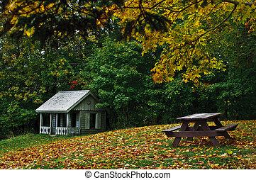 autunno parte, 2
