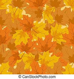 autunno parte, acero