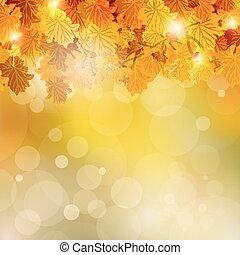 autunno parte, colorito