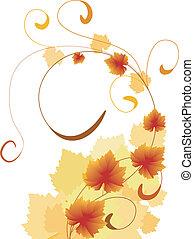 autunno parte, turbini