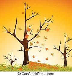 autunno, stagione