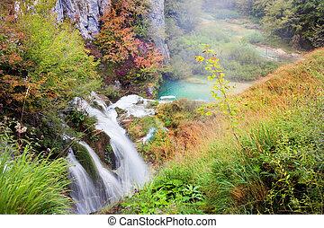 autunno, valle