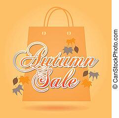autunno, vendita