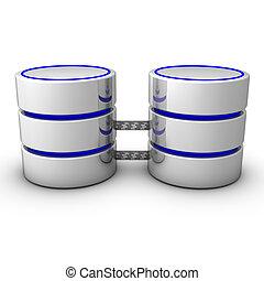 availability., aumentos, reflejar, base de datos