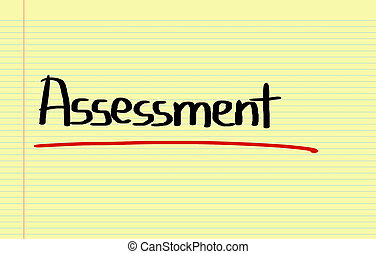 avaliação, conceito