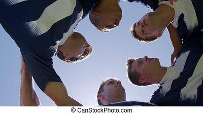 avant, allumette, joueurs, rugby, motiver