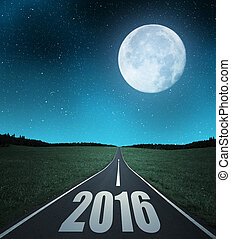 avanti, a, il, anno nuovo, 2016