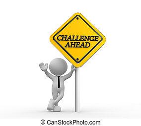 avanti, sfida