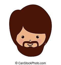 avatar face of jesus christ
