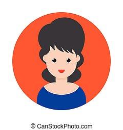 avatar flat icon
