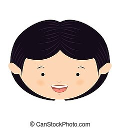 avatar front face asian boy