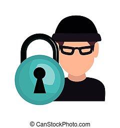 avatar man thief