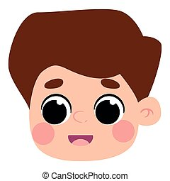 Avatar of a boy cartoon