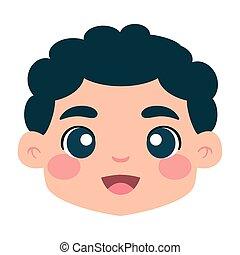 Avatar of a boy cartoon