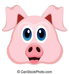 Avatar of a pig