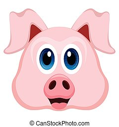 Avatar of a pig