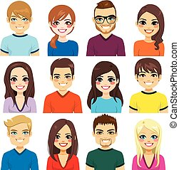 Avatar People Collection