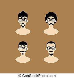 avatar portrait cartoon