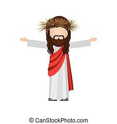 avatar religious design of jesus christ
