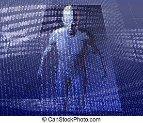 avatar, virtuell