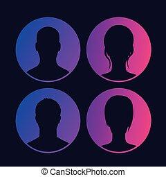 avatars, default, placeholder, fotografia