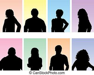 avatars, emberek