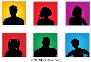 avatars, gens