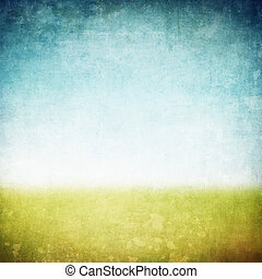 avbild, eller, grunge, text, utrymme, bakgrund