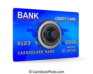 avbild, isolerat, kreditera, key., kort, 3