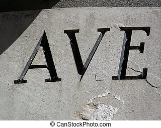 Ave Avenue