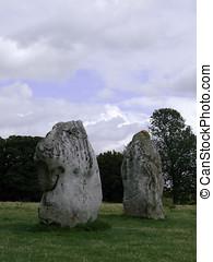 avebury, rocas