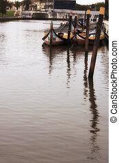 Aveiro fishing boats