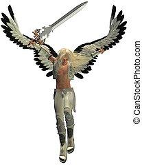 avenging, ángel