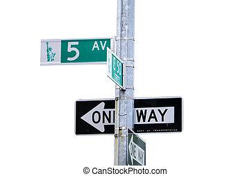 avenida quinta