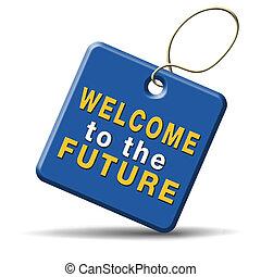 avenir, accueil