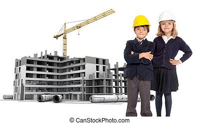 avenir, architectes