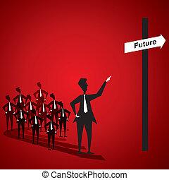 avenir, penser