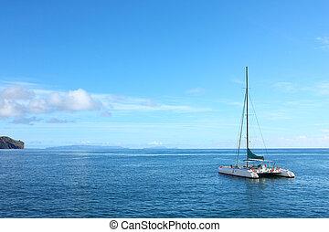 aventura, barco