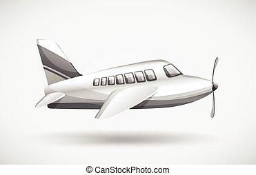 avião passageiro