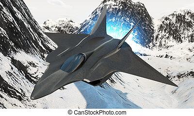 avión, prototipo