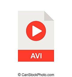 AVI format file Template for your design - AVI format file ...
