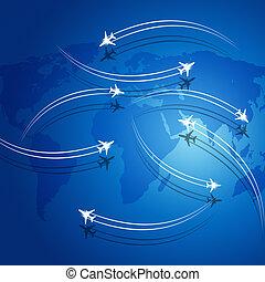 Aviation Background