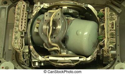 Aviation gyroscope