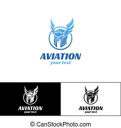 Aviation Logo Design One