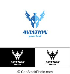Aviation Logo Design Two